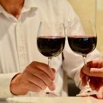 Restaurant-Rotwein-stilvoll geniessen