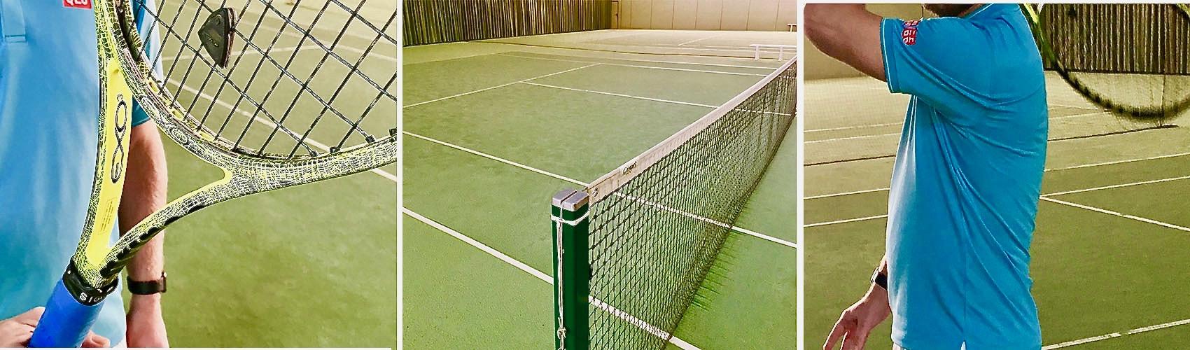 Ernst-Bettermann-Tennishalle Menden-Bösperde