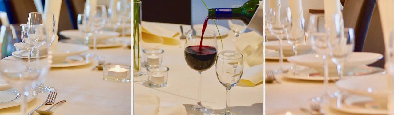 lemarron-Restaurant - Spiegelsaal - Feste & Feiern - Service