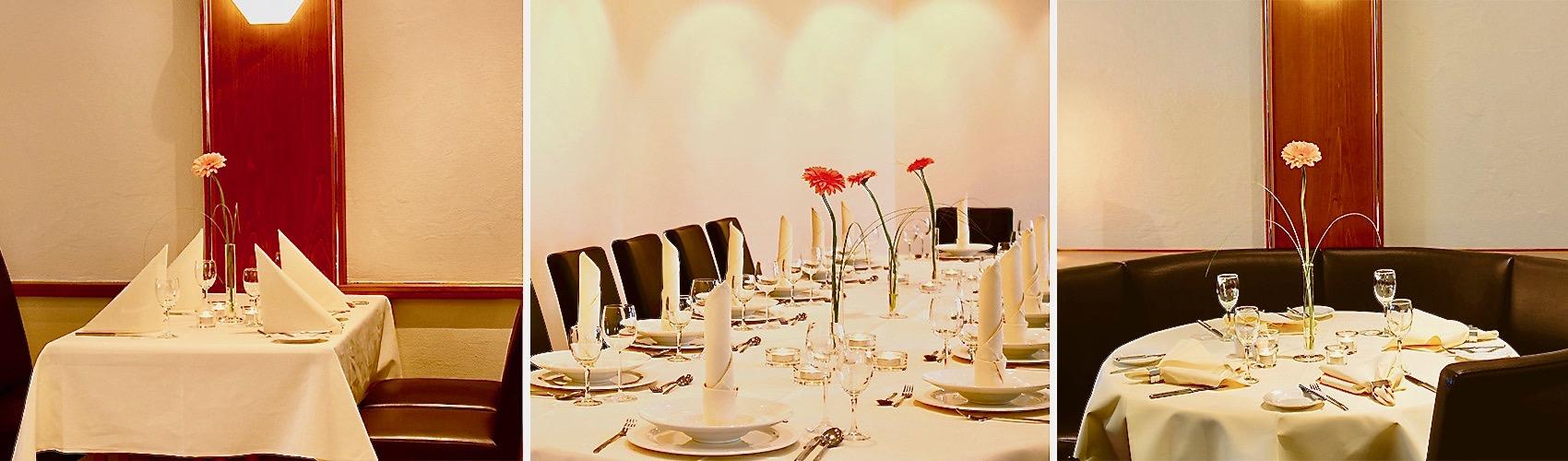 lemarron Restaurant Ambiente Tischdekoration