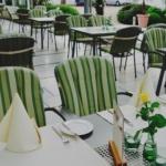 Le Marron Restaurant - Biergarten - Ambiente