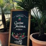 Le Marron Restaurant - Biergarten - Cucina Italiana