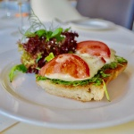 Le Marron Restaurant - Biergarten - Snackangebot
