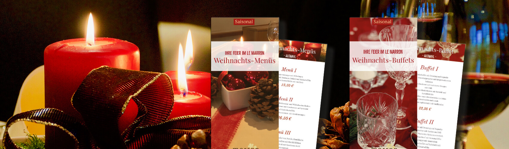 Buffets-und-Menus-Weihnachtsfeier
