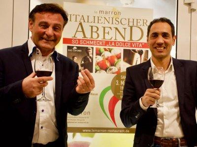 Italienischer Abend - 29. September 2018