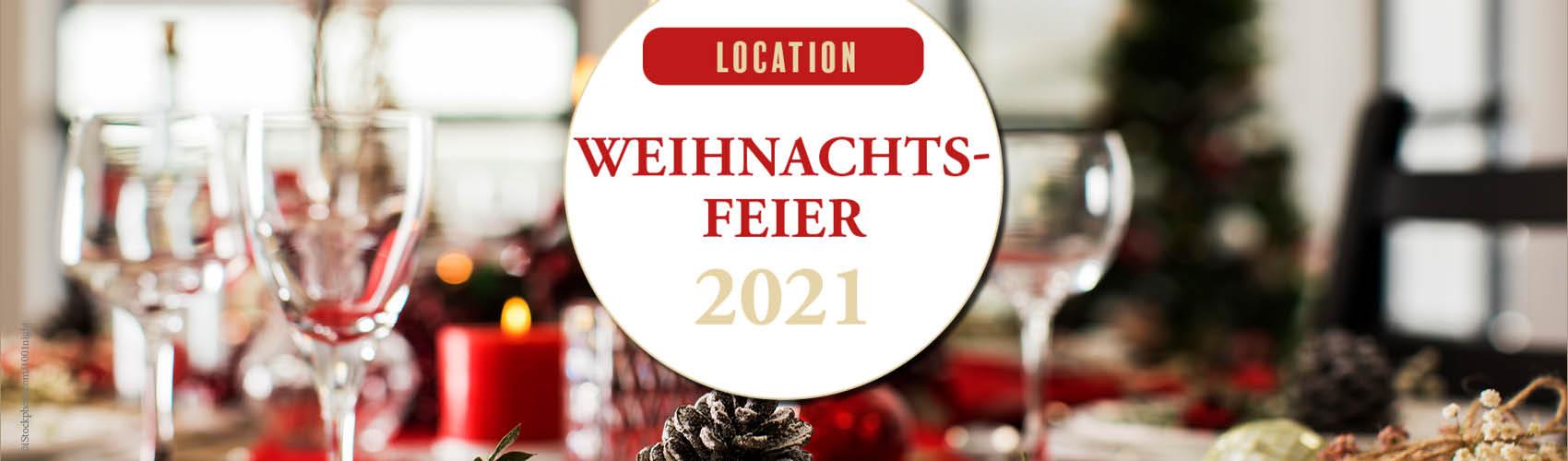 Location für Ihre Weihnachtsfeier